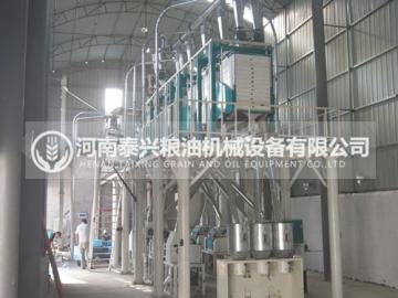 40吨面粉机械设备