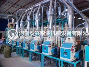 8组面粉机设备