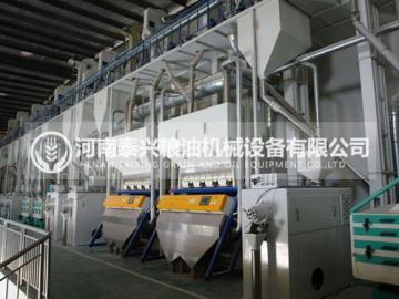 燕麦加工设备-燕麦制米设备