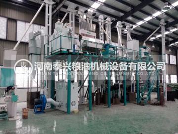 50吨级大米加工设备